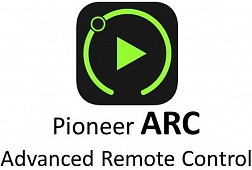 Advanced Remote Control App (Pioneer ARC)
